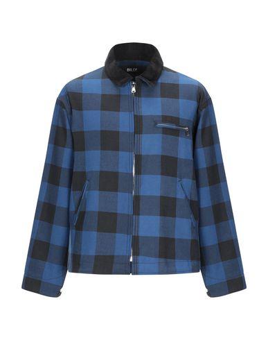 Купить Мужскую куртку BILLY синего цвета