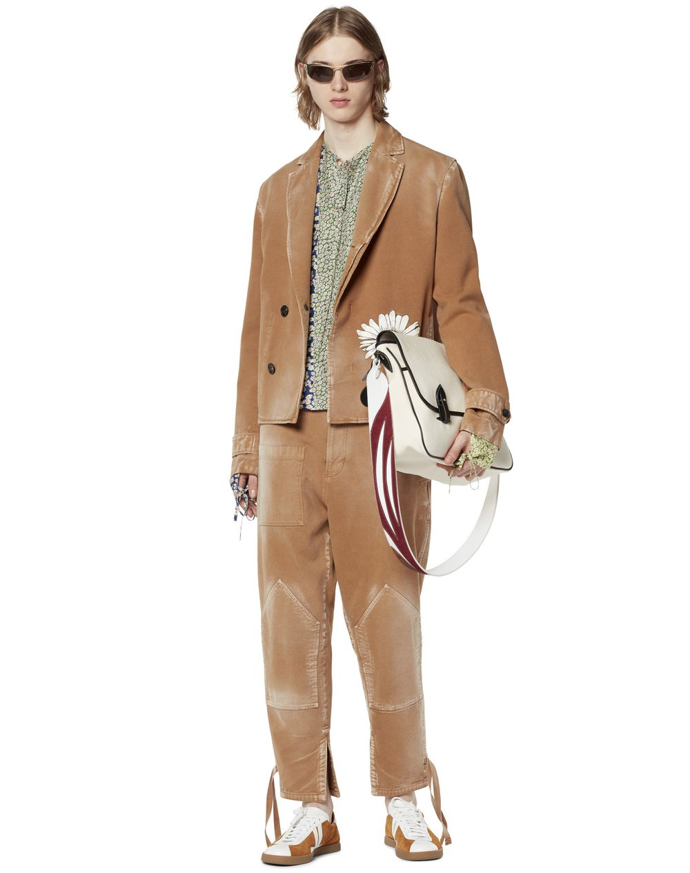 GIACCA STAMPATA IN CANVAS - Lanvin