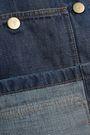 ACNE STUDIOS Two-tone denim jacket