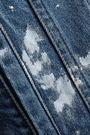 ACNE STUDIOS Painted denim jacket
