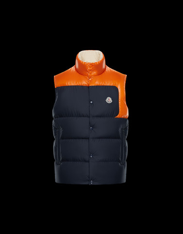 CADENET Dark blue View all Outerwear