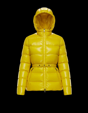 RHIN Yellow Category Short outerwear