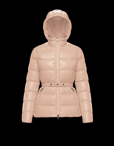 RHIN Salmon pink Category Short outerwear Woman