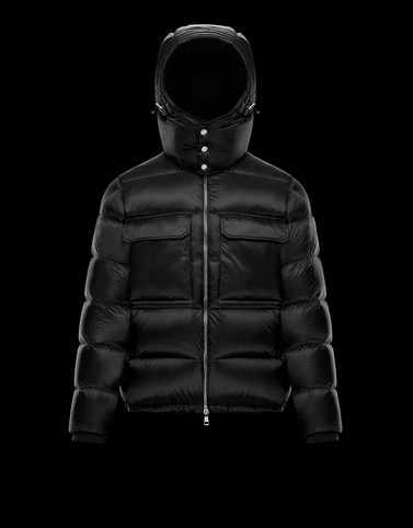 ROUVE Black Down Jackets
