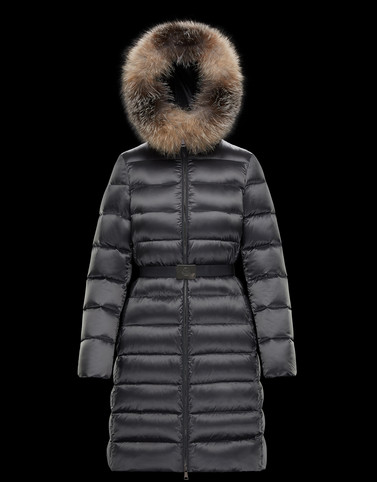 TINUV Grey View all Outerwear Woman