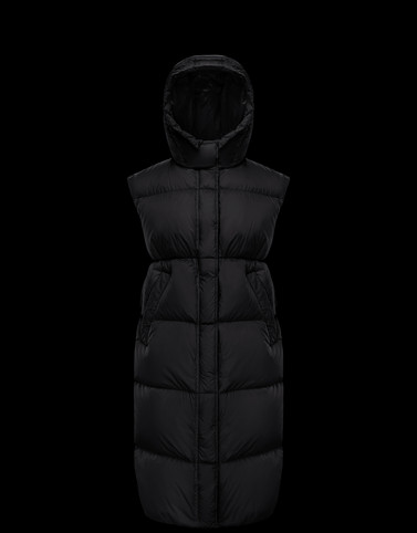 COMOE Black View all Outerwear Woman