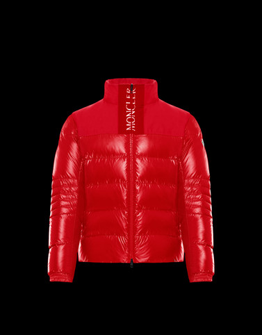BRUEL Red Category Bomber Jacket