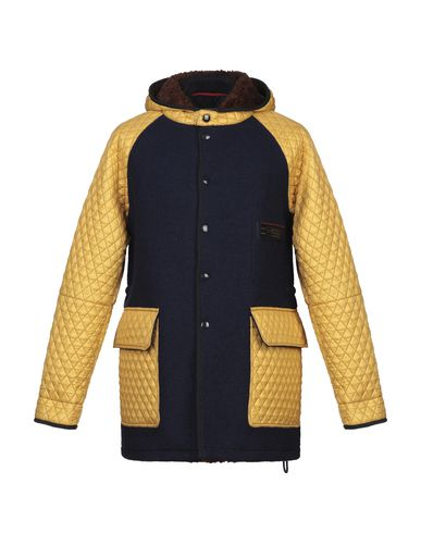 Фото - Мужскую куртку PICKOUT цвет охра