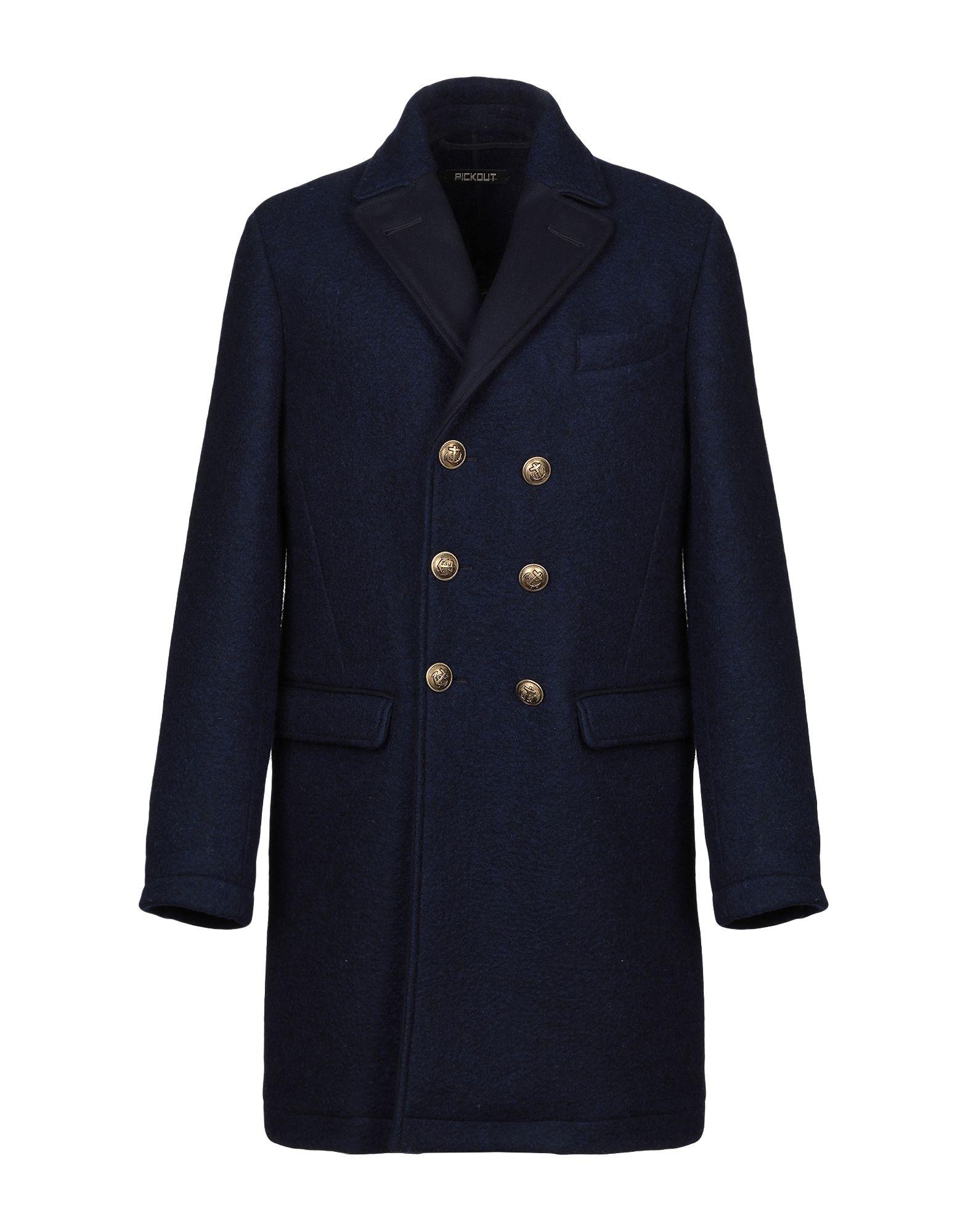 цена PICKOUT Пальто онлайн в 2017 году