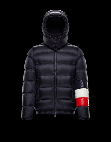 WILLM Dark blue Down Jackets