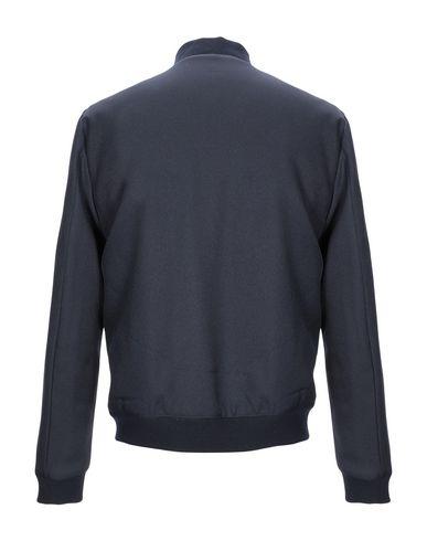 Фото 2 - Мужскую куртку  темно-синего цвета