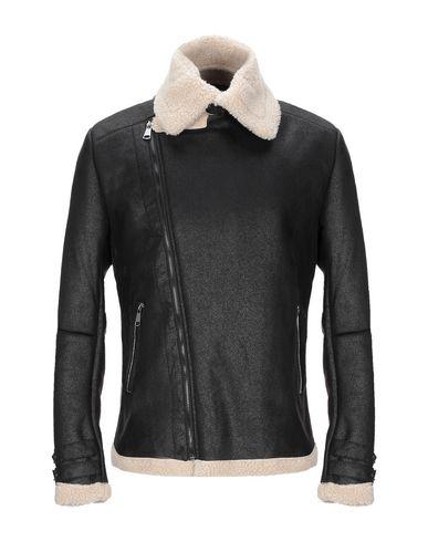 Фото - Мужскую куртку BERNA черного цвета