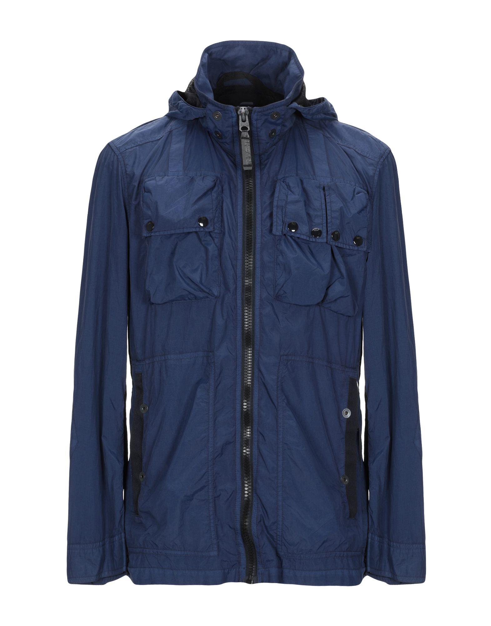 купить RAW CORRECT LINE by G-STAR Куртка по цене 12250 рублей