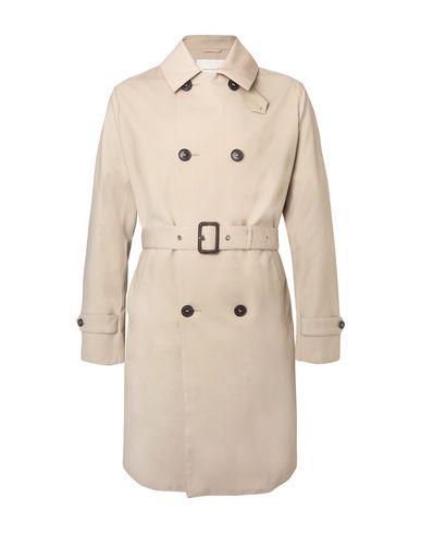 Фото - Легкое пальто от MACKINTOSH бежевого цвета