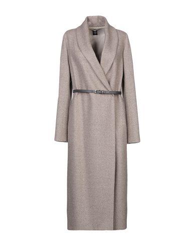 Фото - Женское пальто или плащ ELEVENTY бежевого цвета