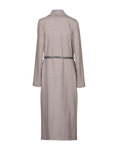 Фото 2 - Женское пальто или плащ ELEVENTY бежевого цвета