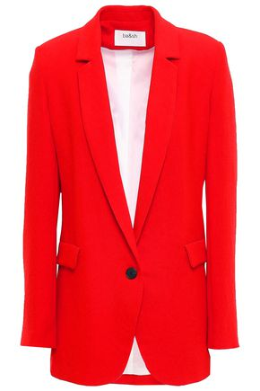 BA&SH Textured-crepe blazer