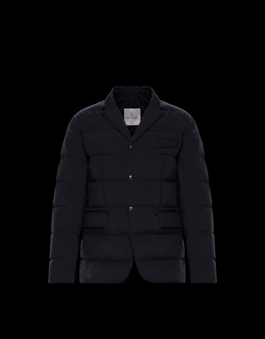 HELIERE Dark blue View all Outerwear