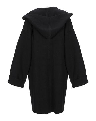 Фото 2 - Женское пальто или плащ ALPHA STUDIO черного цвета