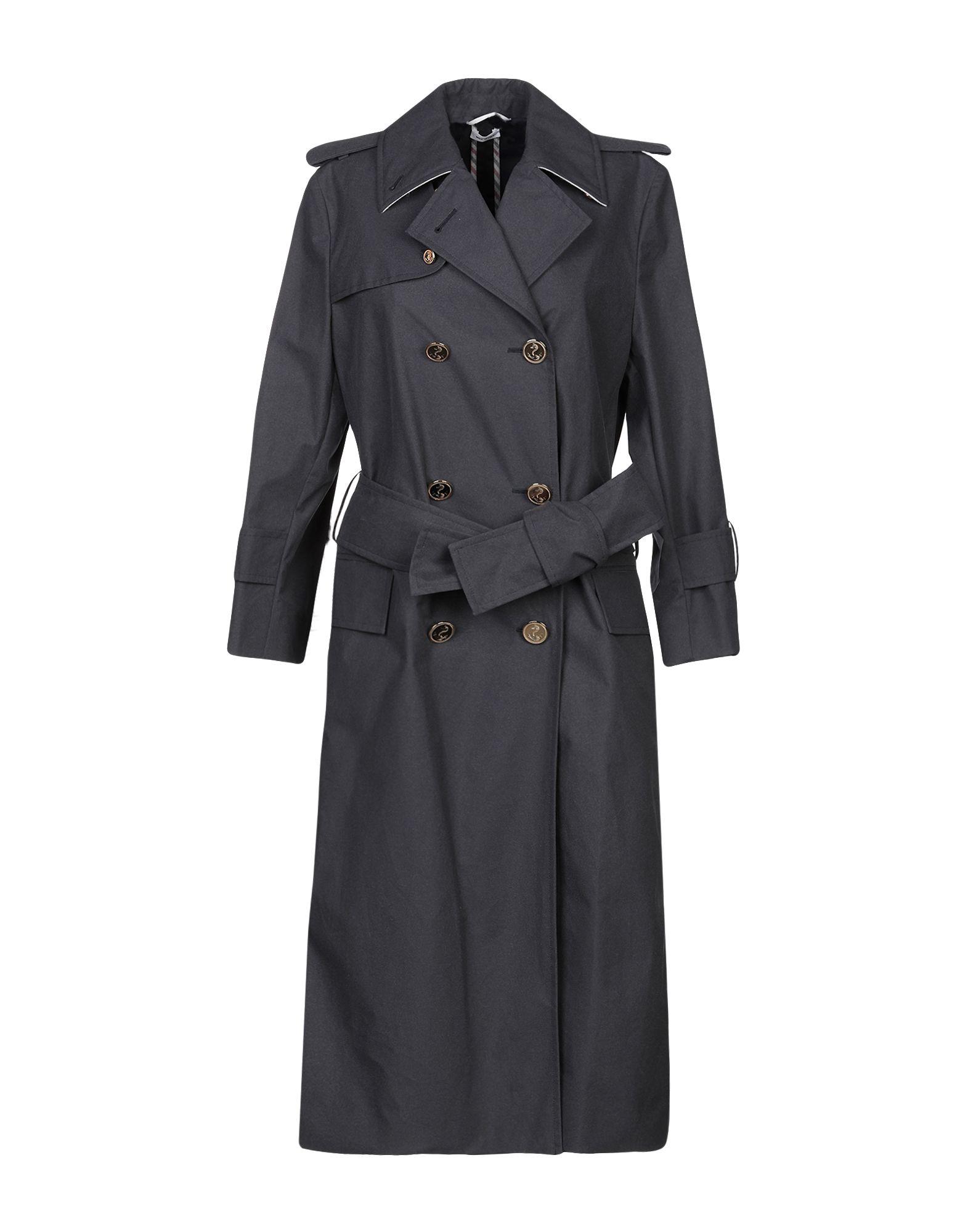 THOM BROWNE Легкое пальто thom browne косметичка