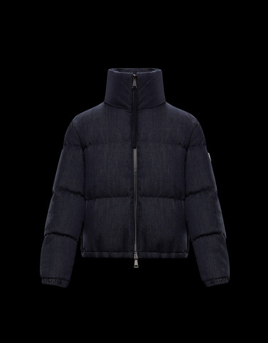 RIMAC Dark blue Category Bomber Jacket