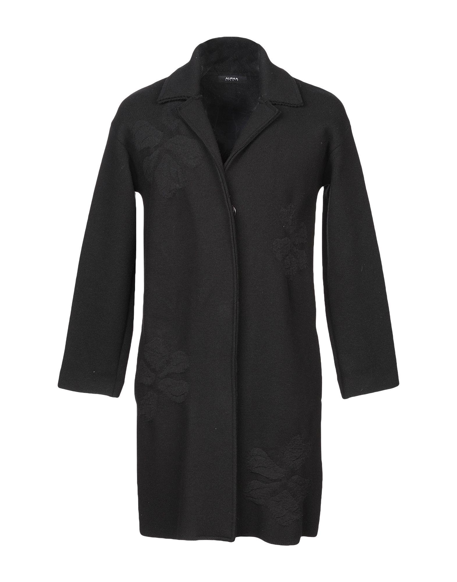 ALPHA STUDIO Пальто недорго, оригинальная цена