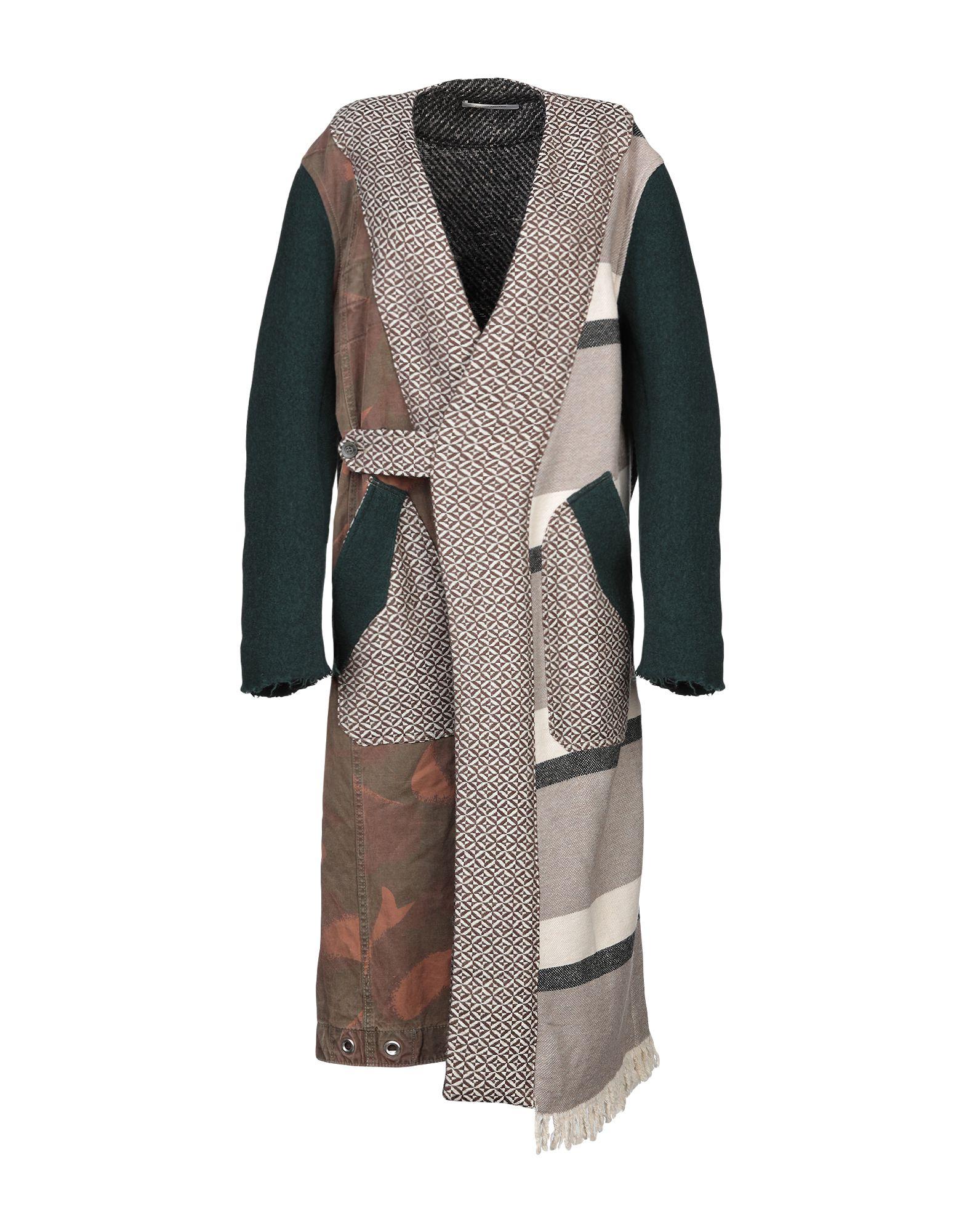 ERMANNO GALLAMINI Пальто цена и фото