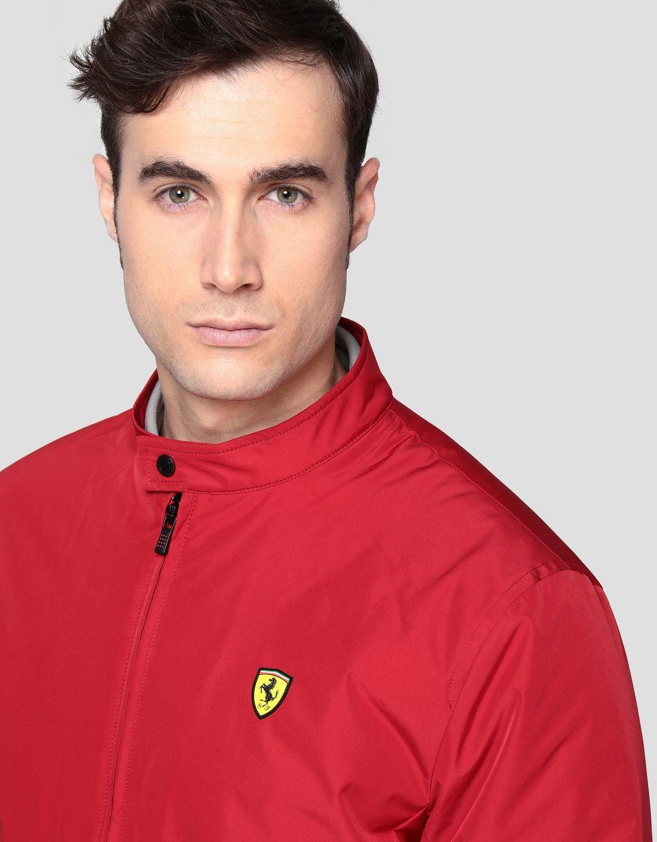 Scuderia Ferrari Online Store - T3 LAMI-TECH padded men's jacket - Bombers & Track Jackets