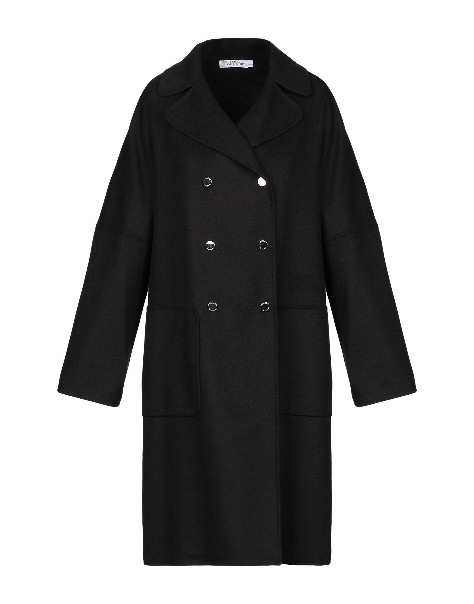 цены на VERSACE COLLECTION Легкое пальто  в интернет-магазинах