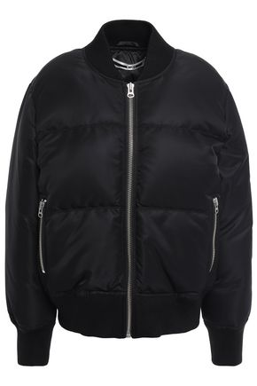 McQ Alexander McQueen Quilted shell bomber jacket