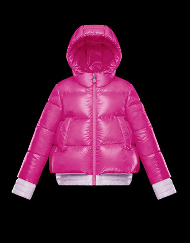 Moncler New in Woman: CLARET