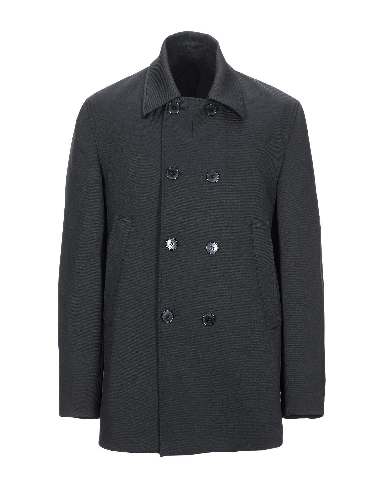 VERSACE COLLECTION Пальто