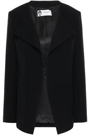 LANVIN Crepe blazer