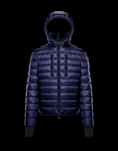 KAVIK Dark blue Grenoble Jackets and Down Jackets Man