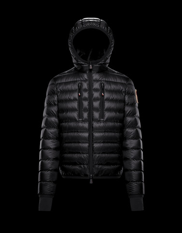 KAVIK Black Down Jackets