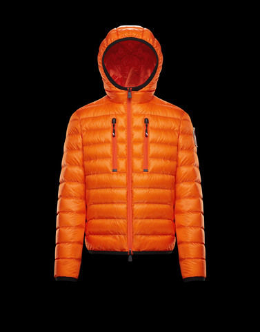 KAVIK Orange Down Jackets