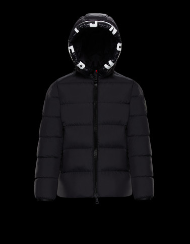 DUBOIS Black Down Jackets