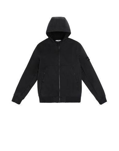 STONE ISLAND JUNIOR LIGHTWEIGHT JACKET Man Q0230 SOFT SHELL-R f