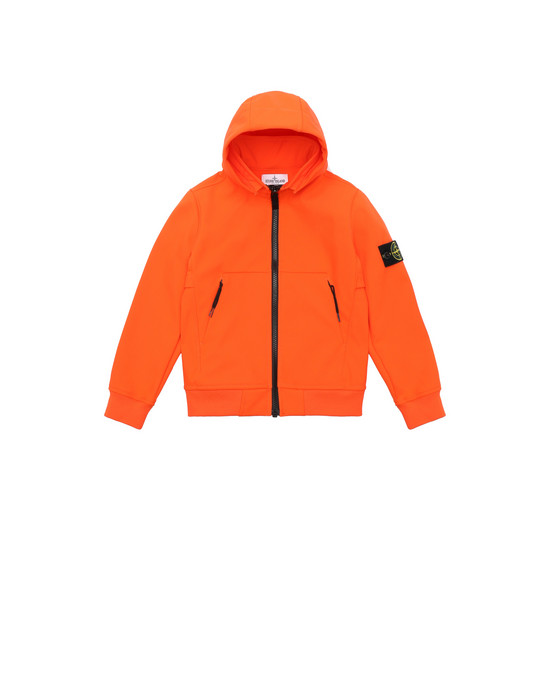 LIGHTWEIGHT JACKET Q0230 SOFT SHELL-R STONE ISLAND JUNIOR - 0