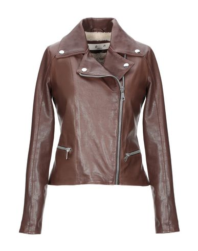 Купить Женскую куртку MONO цвет какао