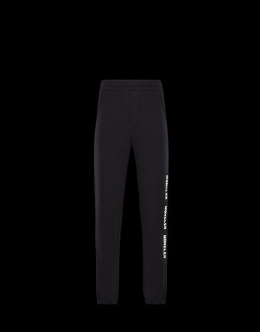 CASUAL PANTS Black Category Casual pants