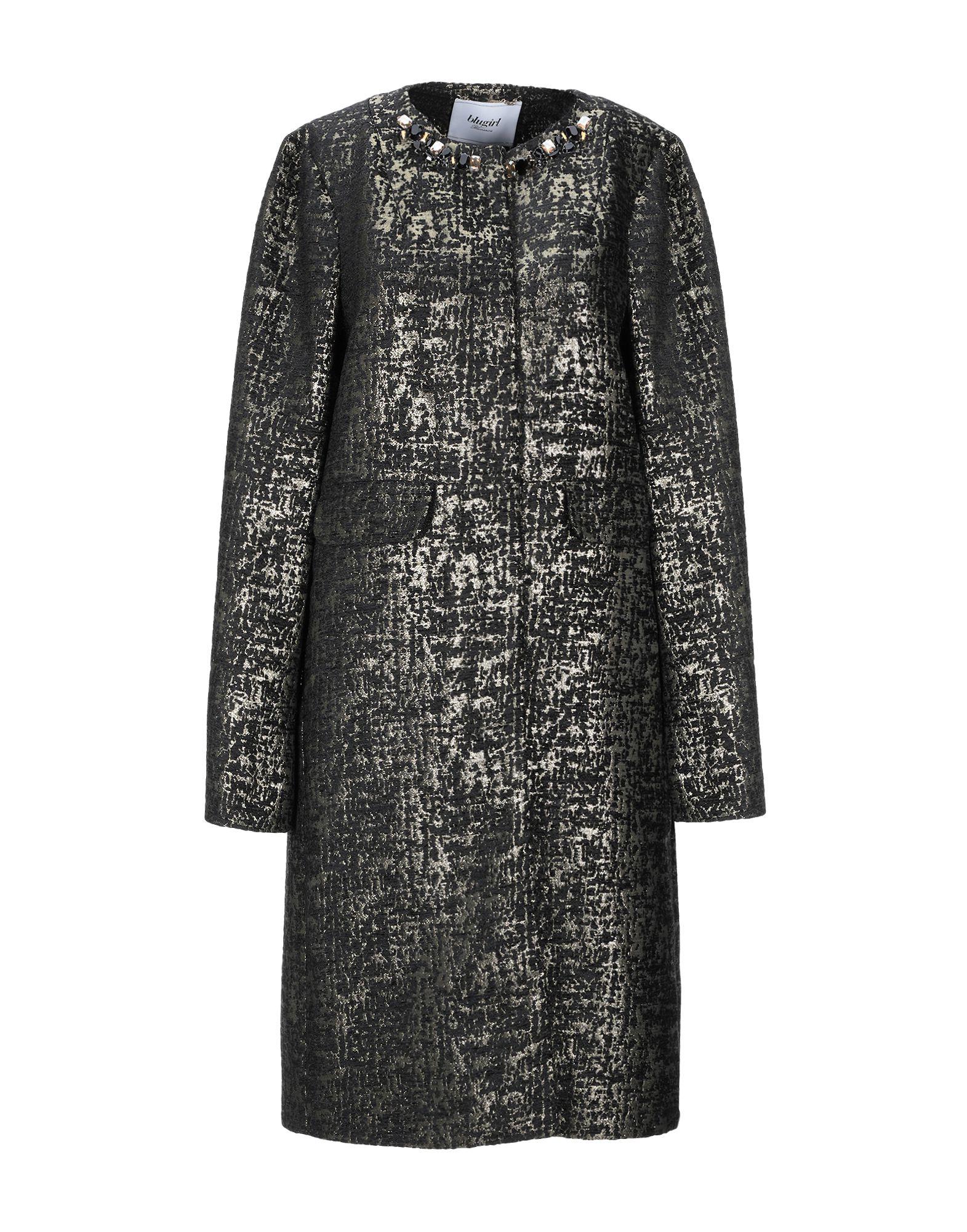 цены BLUGIRL BLUMARINE Легкое пальто