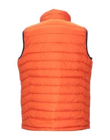Фото 2 - Мужскую куртку  оранжевого цвета