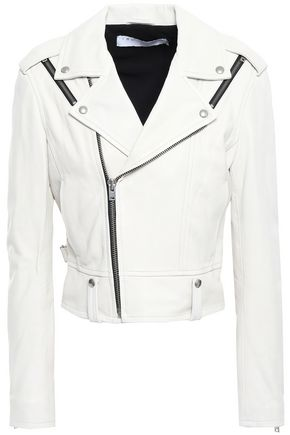 IRO Ozark leather biker jacket