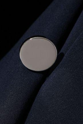 IRIS & INK Sylvi double-breasted cady blazer
