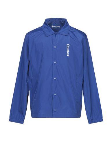 Фото - Мужскую куртку ÉTUDES STUDIO ярко-синего цвета