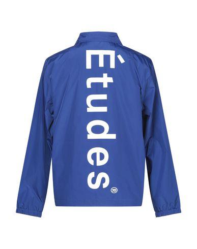 Фото 2 - Мужскую куртку ÉTUDES STUDIO ярко-синего цвета