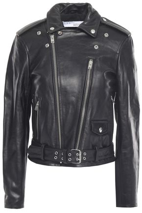IRO Letto leather biker jacket