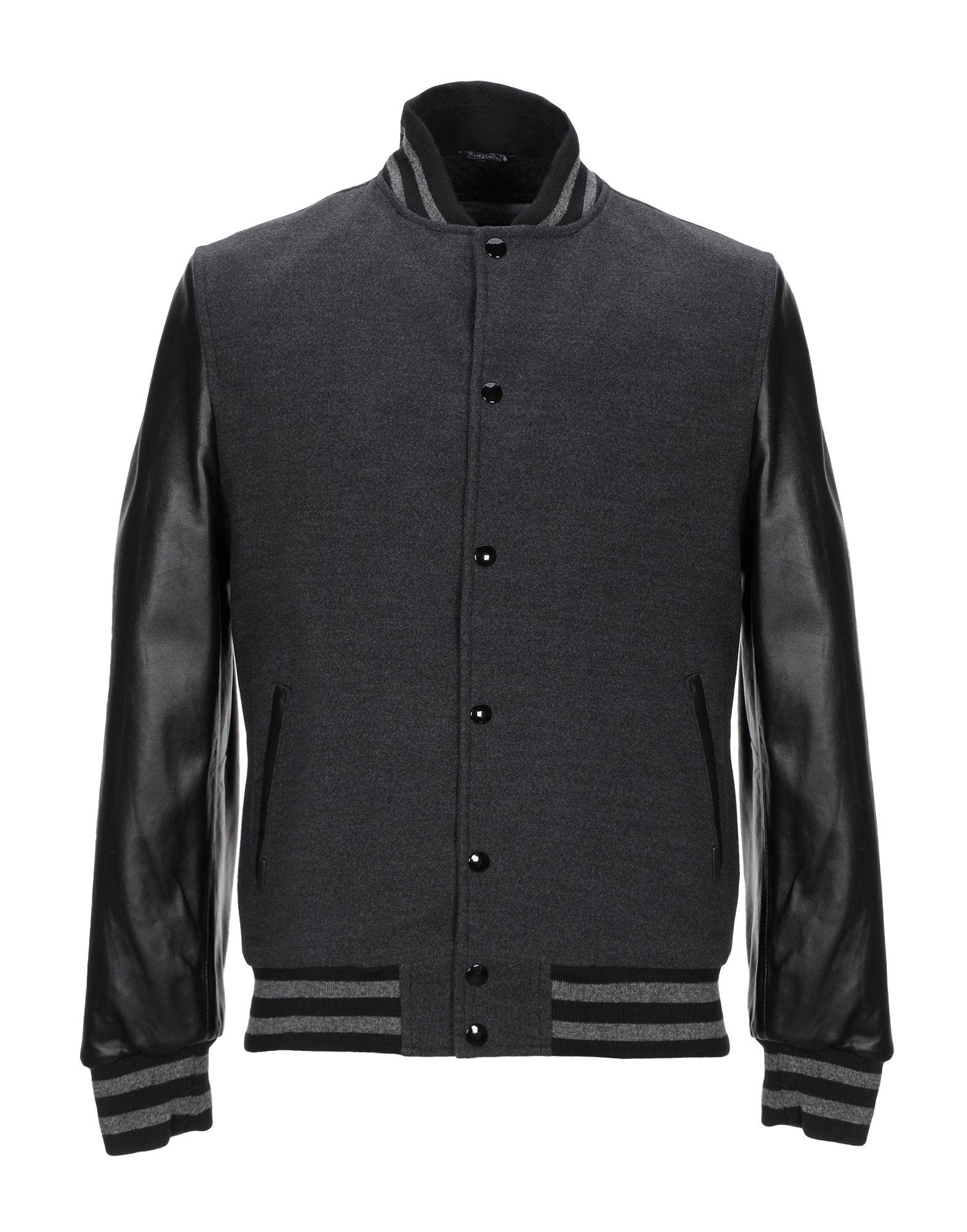 GREY DANIELE ALESSANDRINI Куртка daniele alessandrini куртка