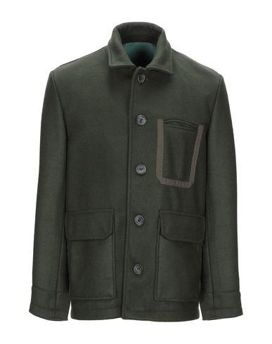 Купить Мужскую куртку BICOLORE® цвет зеленый-милитари